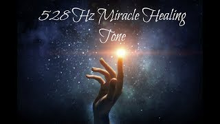 528Hz Calm Down Anxiety - Stop Inner Conflict, Overthinking, W…