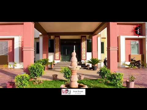 Hotel ad, Resort ad, kanj group, Avatar resort pushkar.