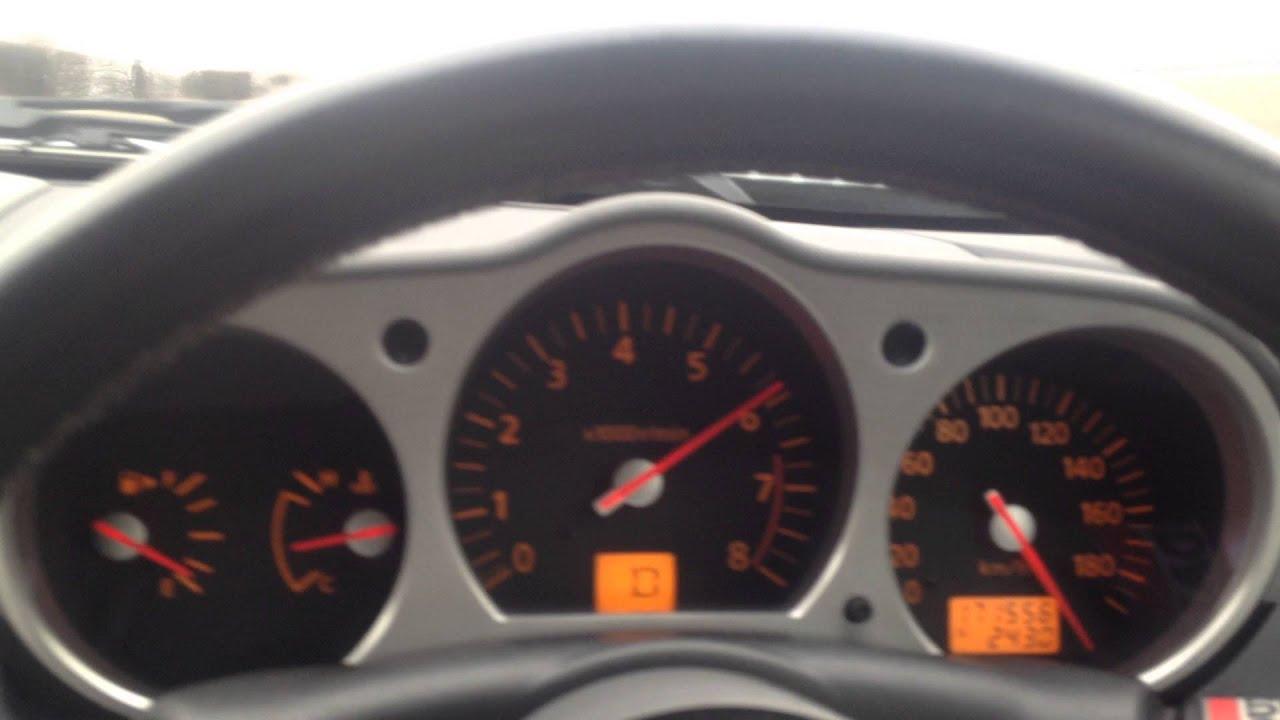Nissan 350z Automatic Stock