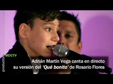 Qué bonito - Adrián Martín Vega