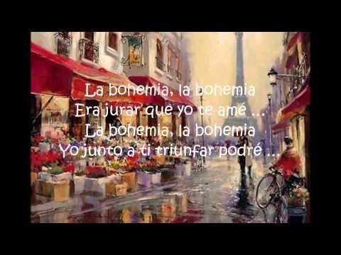 Concha Buika - La bohemia (con letra)