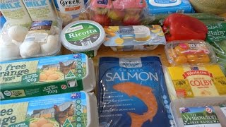 Fresh ALDI Grocery Haul Australia - Feb 2016