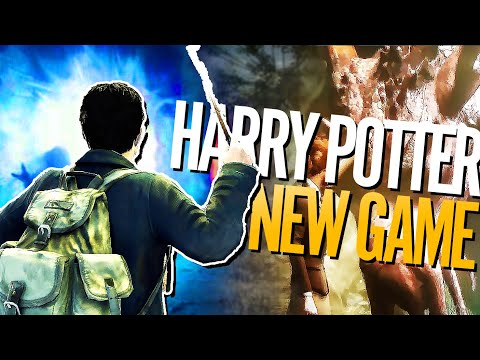New Leaked Footage For Mysterious Harry Potter RPG