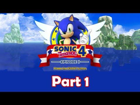 Sonic The Hedgehog 4: Episode 1 | Let's Game |