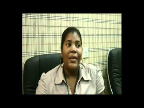 Ms Marie Neige Philoe, Ministry of Environment and Transport, Seychelles
