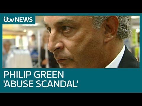 Sir Philip Green named by peer as businessman behind injunction | ITV News