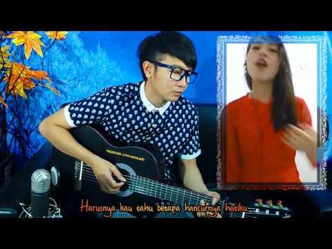 (Merpati Band) Wanita Yang Mencintaimu - Nathan Fingerstyle & Melvi Lia