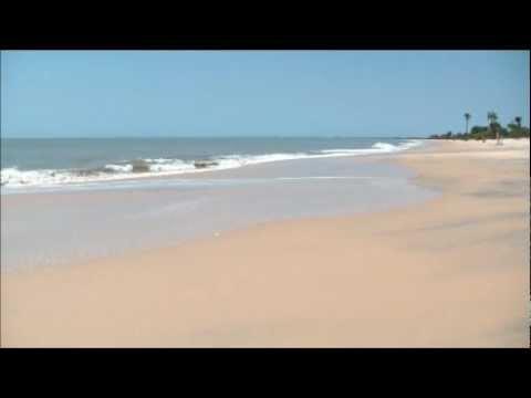 Guinea Bissau, praia de Varela