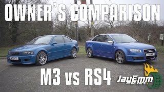 My m3 has been sold but before it went i wanted to get into one video, so friend and fellow petrolhead darren came down with his rs4 in the dead of winter...
