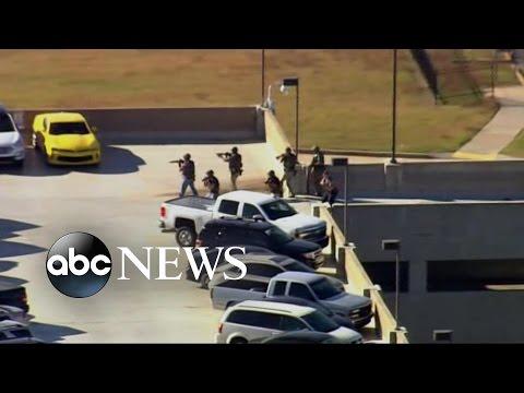 Oklahoma City Airport Shooting
