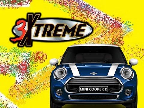 Tiny Mini Cooper? | 3Xtreme #1 (Cheat Inside)