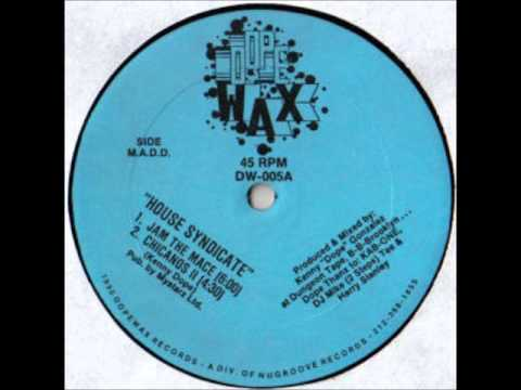 HOUSE SYNDICATE - JAM THE MACE