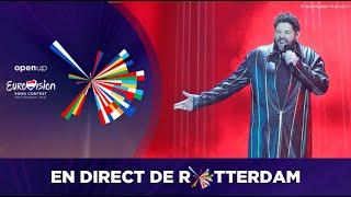 James Newman 🇬🇧 United Kingdom - 2nd Rehearsal Eurovision 2021 - Ember