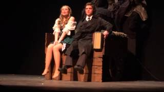 a roll in the hay young frankenstein the musical st joseph pittsfield ma apr 2014