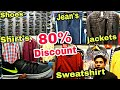 Branded Jacket, Shoes, Jean's, Shirt, Ladies Clothes [Wholesale/Retail] Baniya Bazaar Delhi