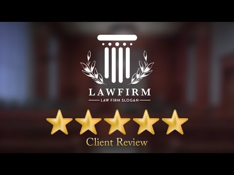Lawyers - Market your Law Firm's 5 Star Reputation with Video!