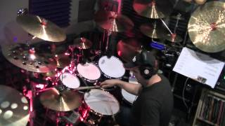 Camera Eye Drum Cover - Jammit Track