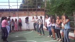 São João na Escola Integração - Ubaíra Bahia (parte03).