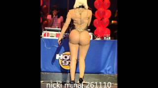 Nick Minaj's Butt
