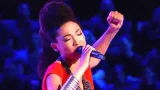 Judith Hill vs. Karina Iglesias - The Voice Highlight