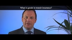 What is goods in transit insurance? by Eddie Johnson