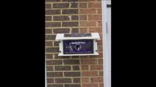 Mailboxman Of Md Maintenance Free  Residential Mailboxes. Video