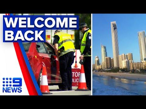Coronavirus: New travel campaign for Queensland's border reopening | 9 News Australia