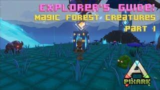 Explorers Guide : Magic Forest Creatures Pt1