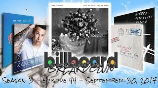 Billboard BREAKDOWN - Hot 100 - September 30, 2017 Mp3