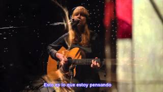 Lucy Rose - Be Alright Damon Goodbye (subtitulada)