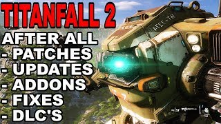 Titanfall 2 [2019] - All Weapons Showcase After All Patches, Updates, DLC's, Fixes - PC ULTRA 1440P
