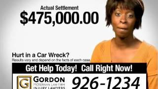 Baton Rouge Personal Injury Attorney - Gordon McKernan -  Real Money 2