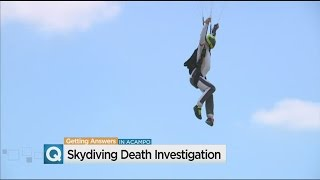 Parachute Problems Likely Cause Of Lodi Skydiving Death