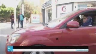 حماس تفرض وجود محرم مع النساء لتعلم قيادة السيارات