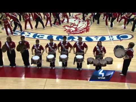 Band of the Week: Chartiers Valley High School