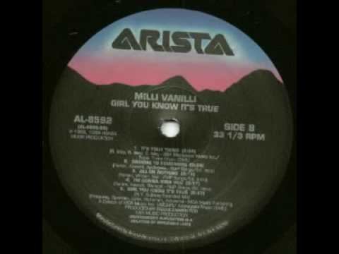 Milli Vanilli-Girl you know it's true (Remix)