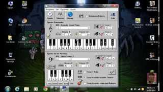 Como descargar Piano Electronico 2.5 | 4shared | Full