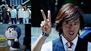 2013年 トヨタ TVコマーシャル「TOYOTOWN」 第五話「ラブ&ジーンズ」篇...