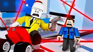 ROBBING THE NEW ROBBERIES WITH AN ATV (Roblox Jailbreak)