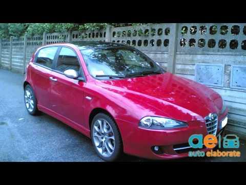 Alfa Romeo 147 JtdM 120cv Tuning