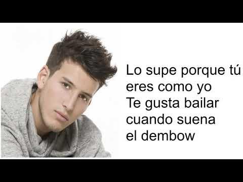 Suena el Dembow -Joey Montana y Sebastián Yatra -Lyrics ORIGINAL⏯🎧
