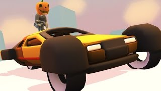 BACK TO THE FUTURE - Turbo Dismount