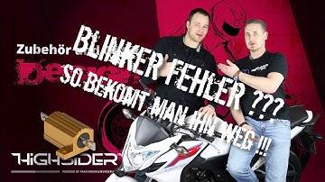 Widerstand Blinker Motorrad