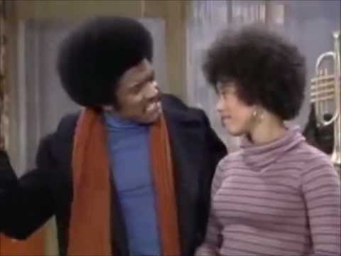 Funny African American Hair Stories   Papo Loves Thelma on 'Good Times'