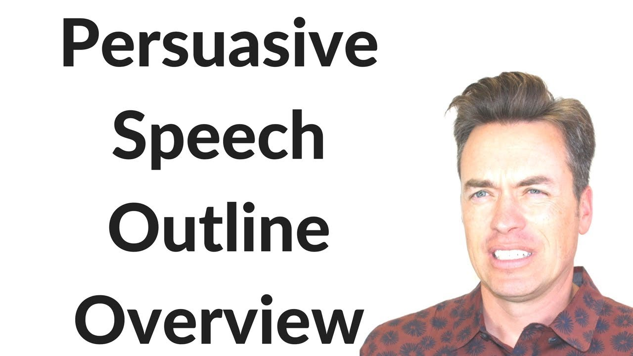 Persuasive speeches youtube