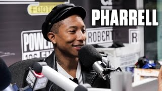 Pharrell Almost Produced An Eminem Track + Explains His Son Rocket's Name