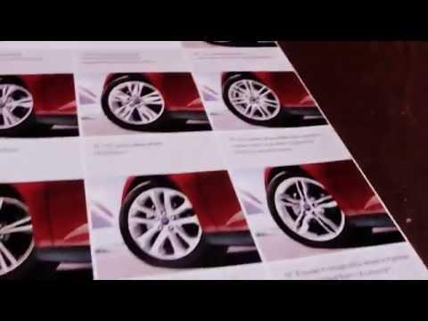Ford Brochures UK (CAR)
