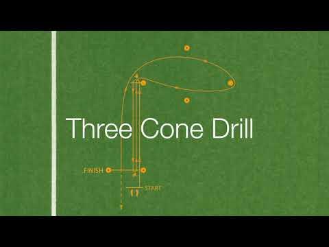 Polytan SMART - Three Cone Drill Test