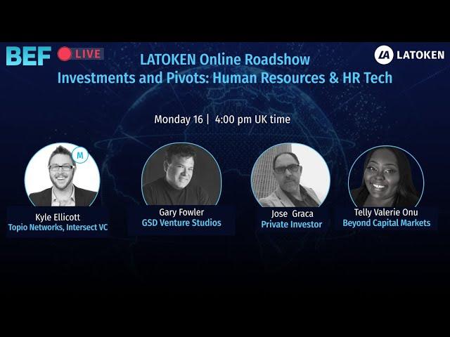 HR Technology - Investment Webinar LA Token