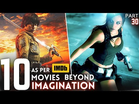 Top 10 Hollywood Movies in Hindi/Eng on YouTube, Netflix, Prime, Disney+ Hotstar (PART 30)